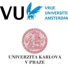 Nabídka Ph.D. pozice: postgraduální studium pod dvojím vedením Univerzity Karlovy v Praze a Vrije Universiteit Amsterdam